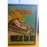 SAX ALTO Internacionais de Novela Partituras e Playbacks Internacionais MP3