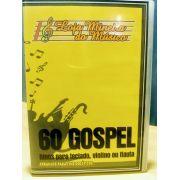 FLAUTA 60 Partituras Gospel com Playbacks Gospel | Hinos Evangélicos FLAUTA | Sessenta partituras gospel em PDF com áudios | Partitura gospel fácil para Flauta Evangélica