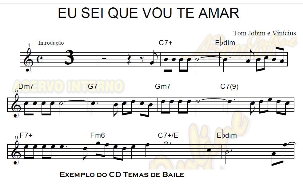 TECLADO Partituras de Baile e Playbacks 60 Músicas para Teclado (atende também Violino ou Flauta)