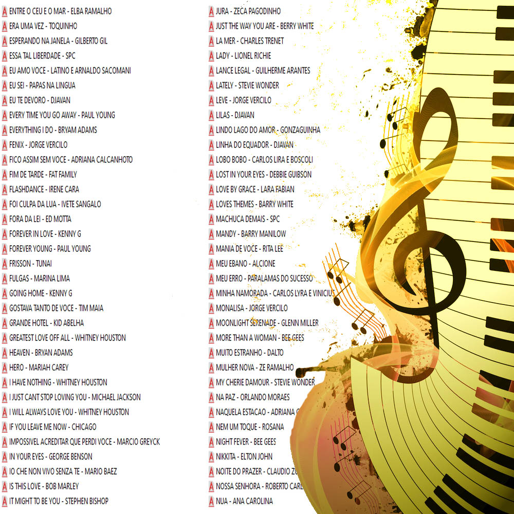 200 Partituras Populares 200 Playbacks