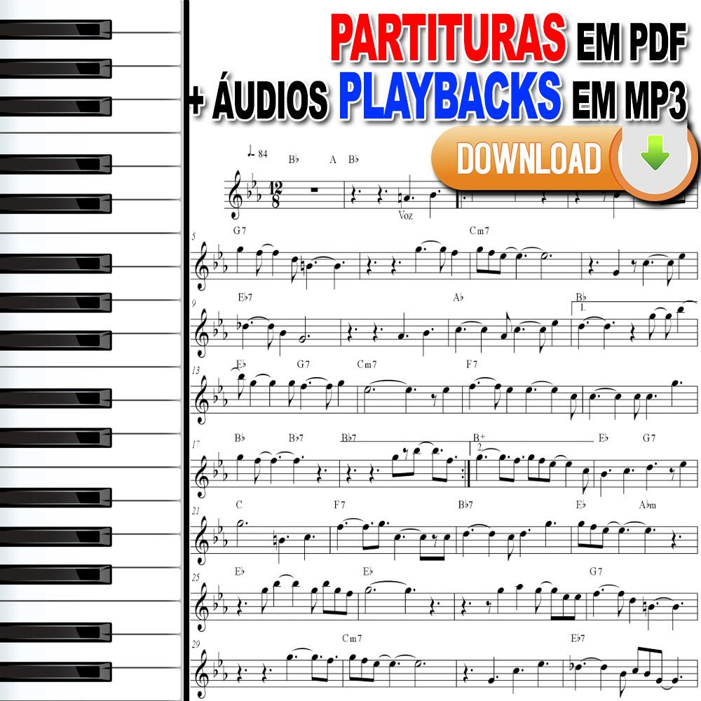 50 Partituras Internacionais com Playbacks Internacionais Novelas