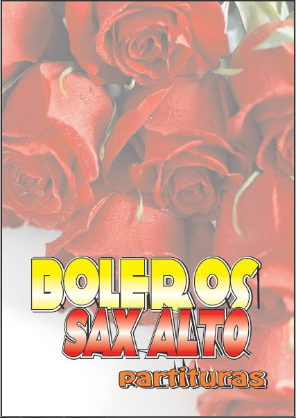 60 BOLEROS PARA SAX ALTO APOSTILA COM PLAYBACKS MP3