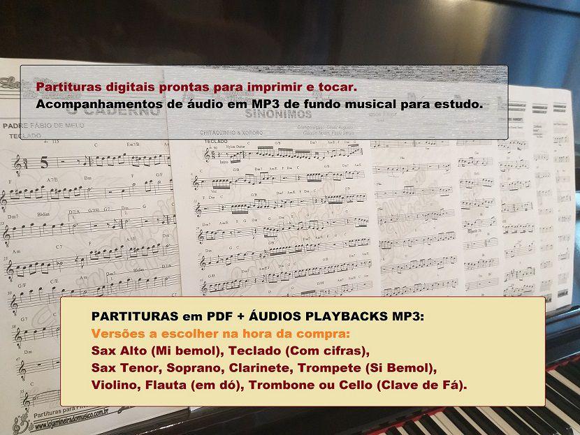 80 Partituras Internacionais para Violino com Playbacks Internacionais | Partitura para Violino de Musicas Internacionais | Violino Partituras.PDF