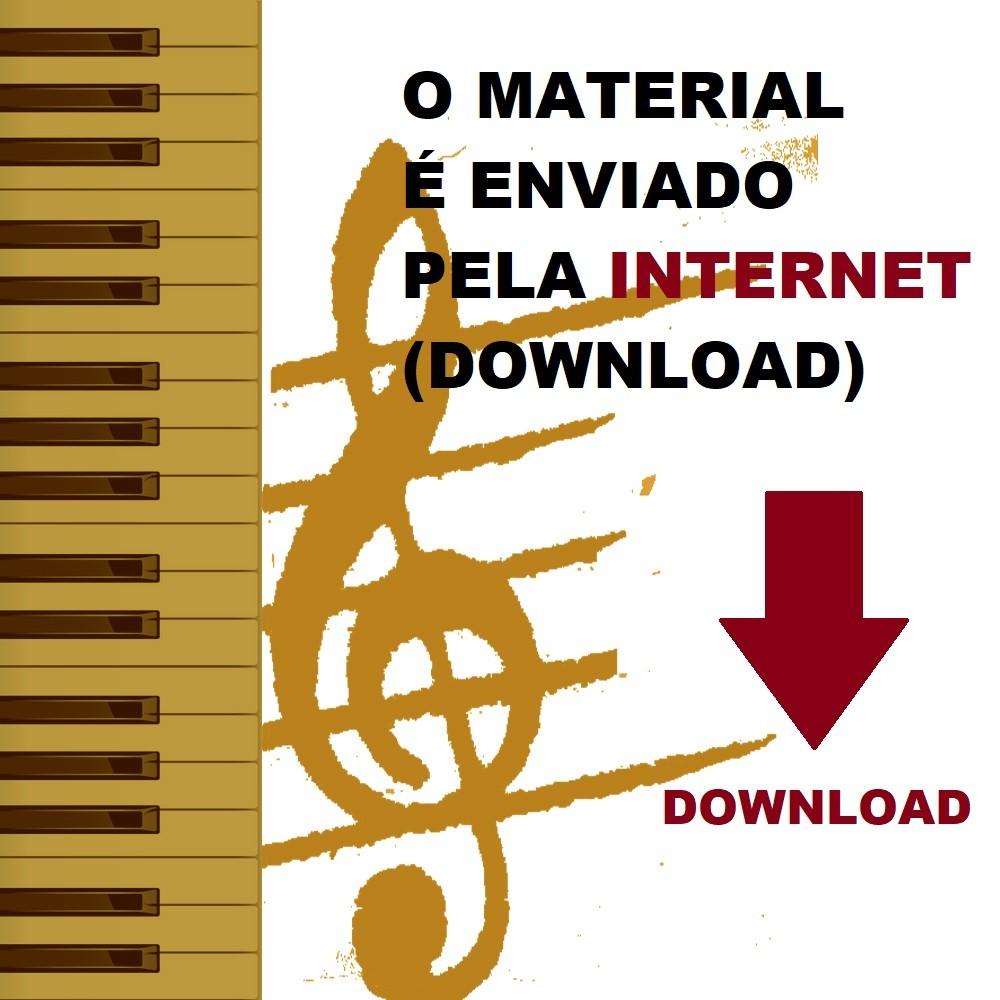 Brasileiras Anos 80 Partituras Midis MP3 CD