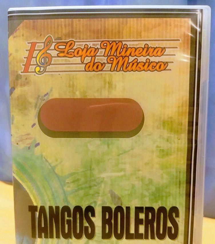 Coletânea de BOLEROS E TANGOS Partituras Midis e Playbacks MP3 | Coletânea de Valsas Clássicas Trilhas Tradicionais Dança de Salão Latinas Românticas Boleros | Compatível Teclado, Sax Sopros C Bb Eb