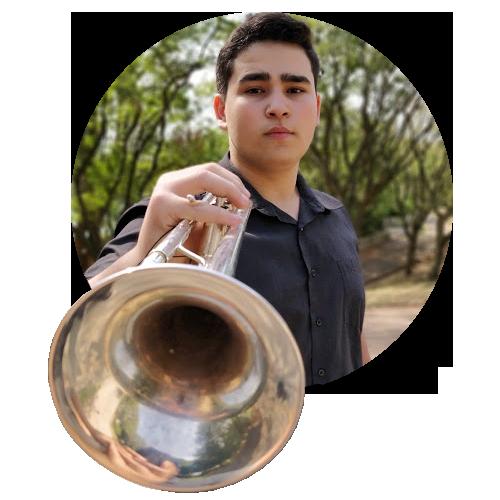 Curso Trompete Embocadura e Notas Agudas Aulas Online Trechos Musicais Pedro Negrão Indicação Loja Mineira do Musico
