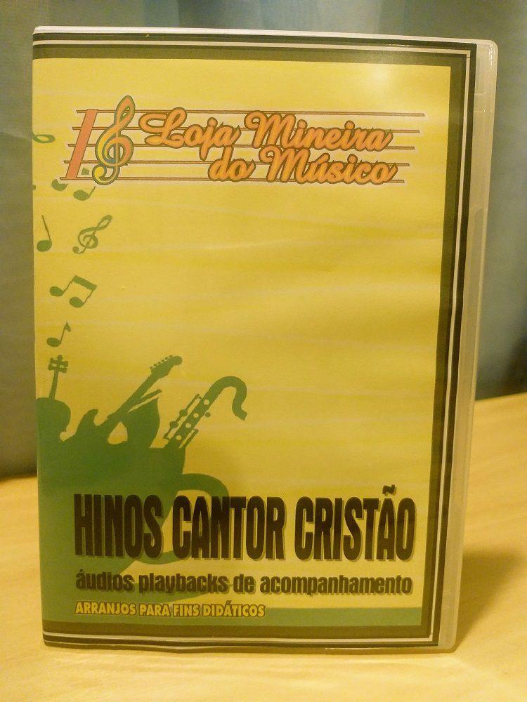 FLAUTA Partituras do Cantor Cristão com Playbacks Cantor Cristão |  Caderno de Musicas Corinhos Evangélico para Flauta Partituras Evangélicas |