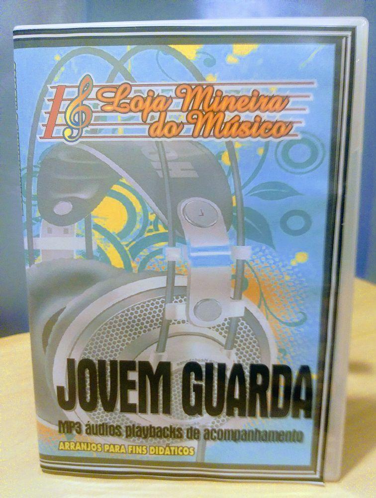 Jovem Guarda Playbacks MP3 da Jovem Guarda Anos 60 (Sem Partituras) Jovem Guarda Acompanhamento Áudios Mp3 karaoke Prontos para Usar | JORGE BEN, ROBERTO LUNA, RENATO E SEUS BLUE CAPS, THE FEVERS etc
