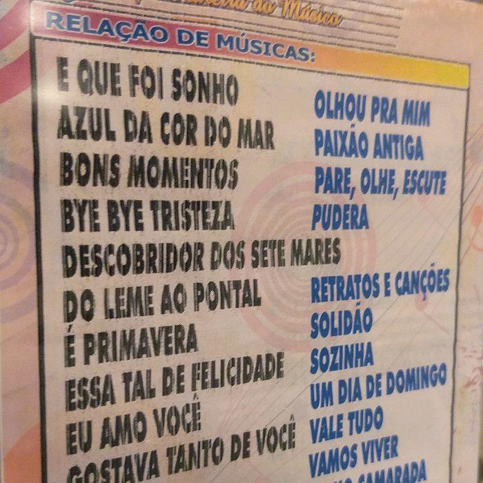 Kit Partituras MPB em Si Bemol Roupa Nova + Tim Maia e Sandra de Sá | Trompete Clarinete Sax Tenor e Soprano