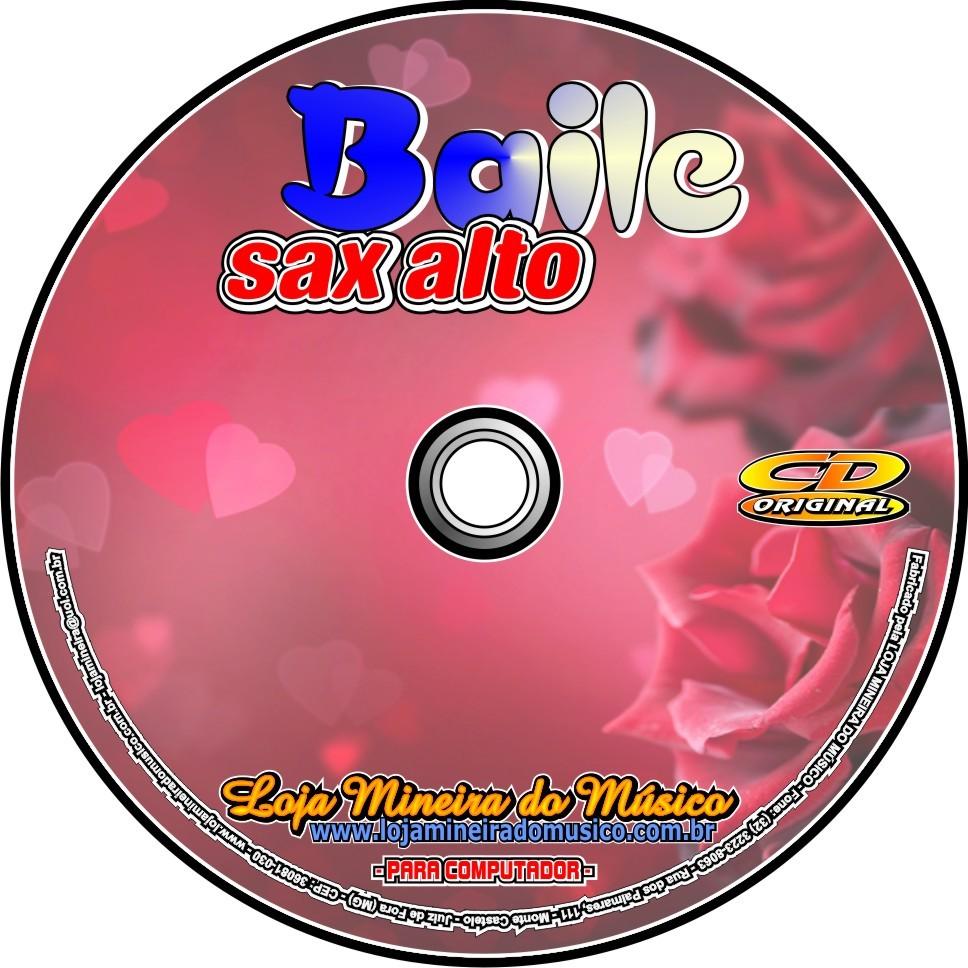 Lançamento Sax Alto Dupla Baile + Temas de Salão Orquestradas   Partituras com Playbacks
