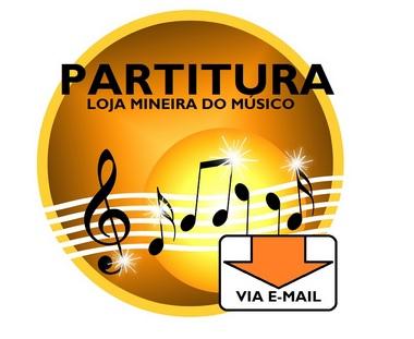 Catálogo de Partituras MPB Internacionais Samba Pagode e Pop Rock ( Pacote com 10 Partituras atuais )