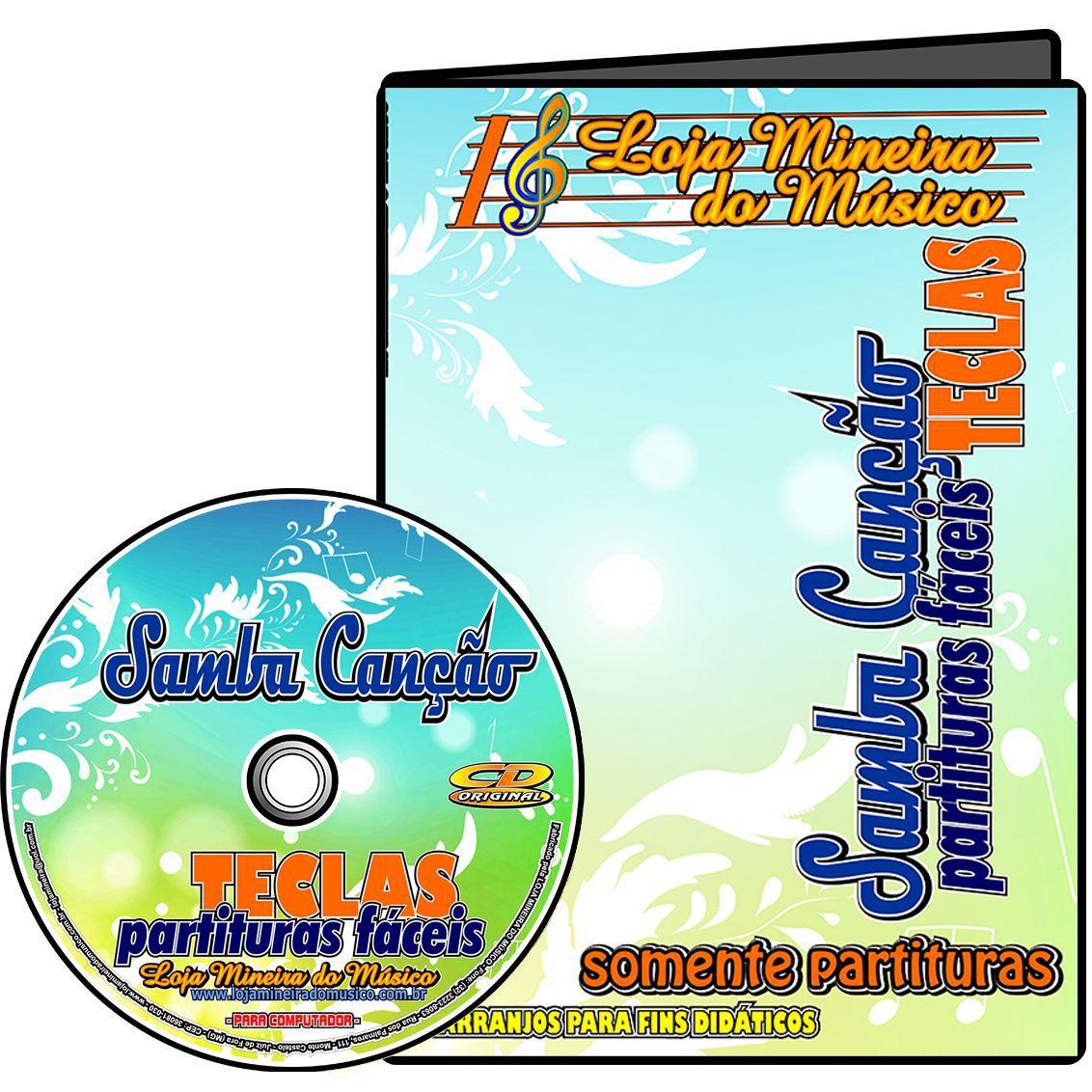 Kit Samba Canção + Roberto Carlos + de 100 Partituras com letra na Partitura mais Melodias e Cifras dos Acordes | Partituras muito fáceis | Muito Fácil |Primeiras músicas no teclado sax flauta violino