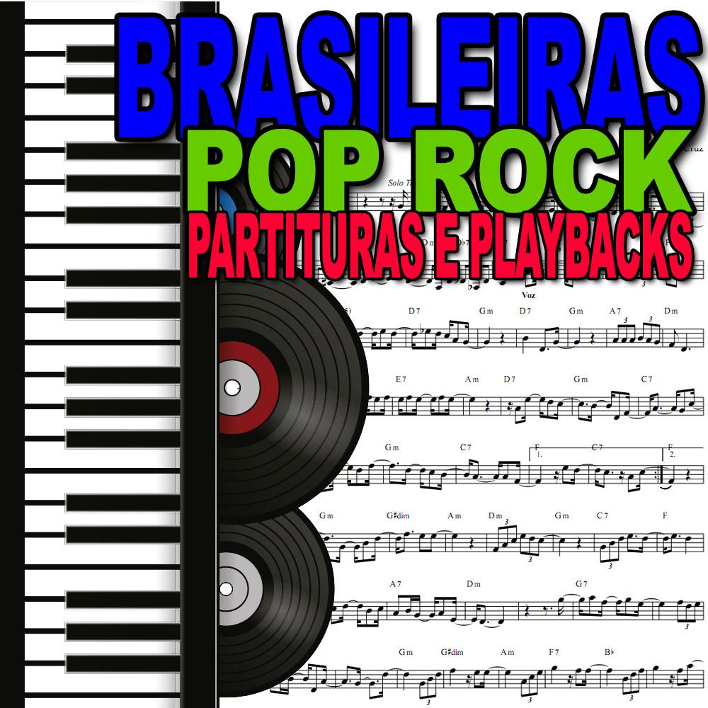 Partituras Brasileiras com Playbacks