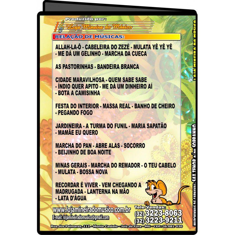 Partituras de Carnaval para Trombone ou ViolonCello | Partituras na Clave de Fá | Marchinhas de Carnaval Antigas Partituras em Formato PDF + Midis Emendadas e MP3 Marchinhas Carnavalescas Trombone