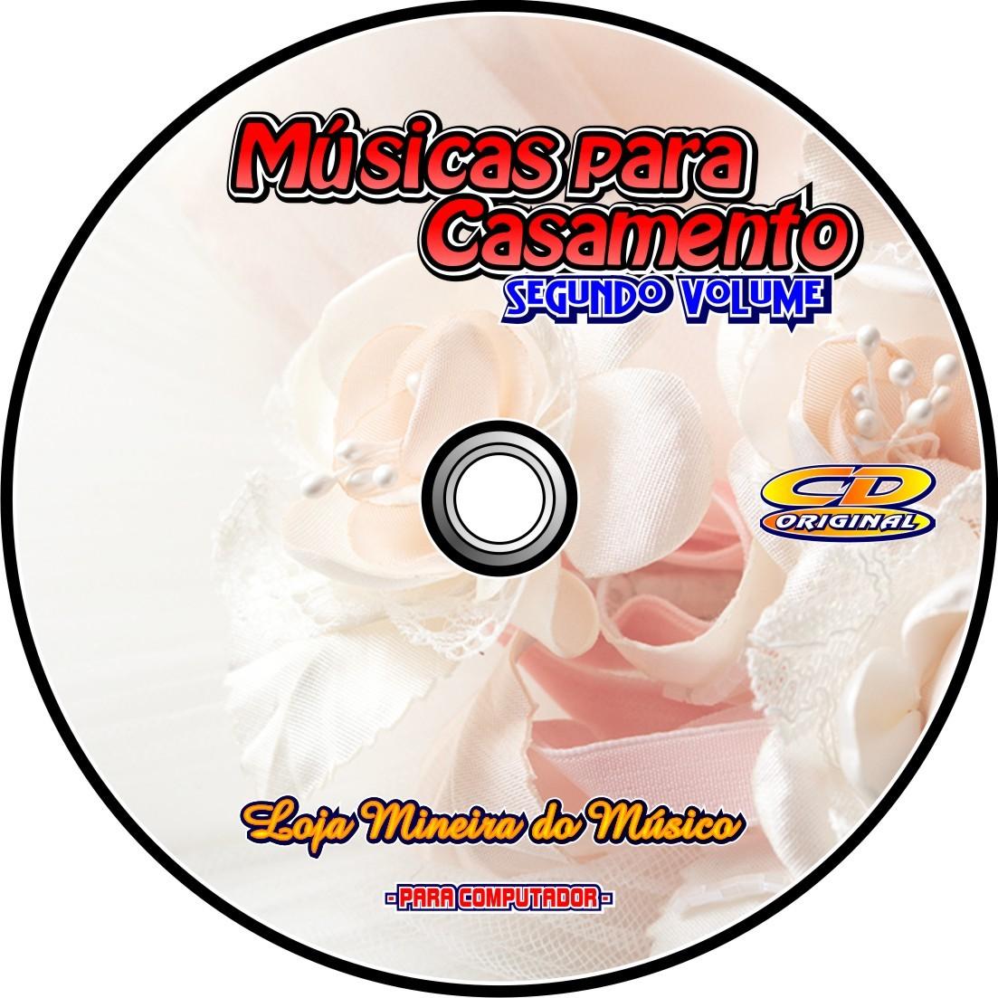 Partituras atuais para Casamento com Playbacks Volume 2