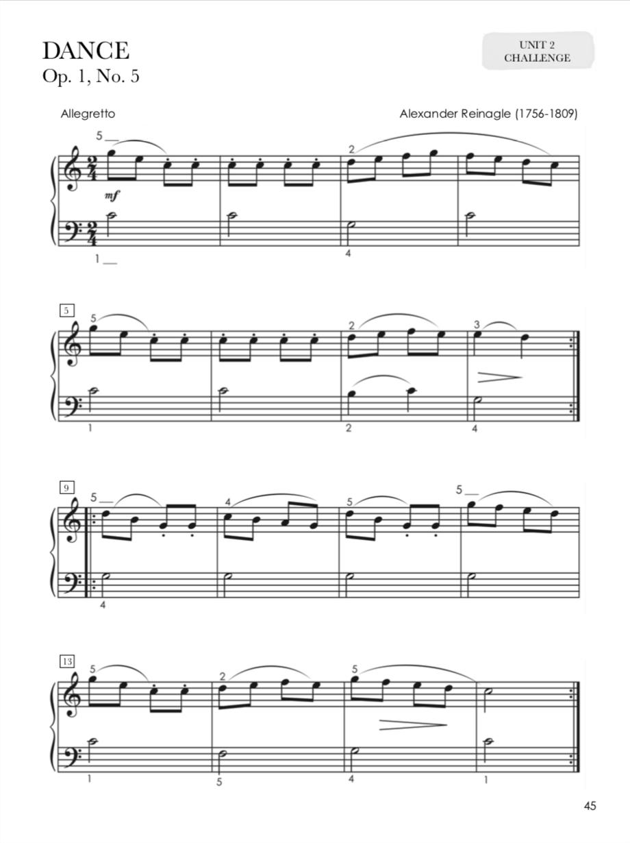 Piano Safari Older Student Level 2 (Livros Repertório e técnica + Leitura e Teoria para estudante jovem - adulto)