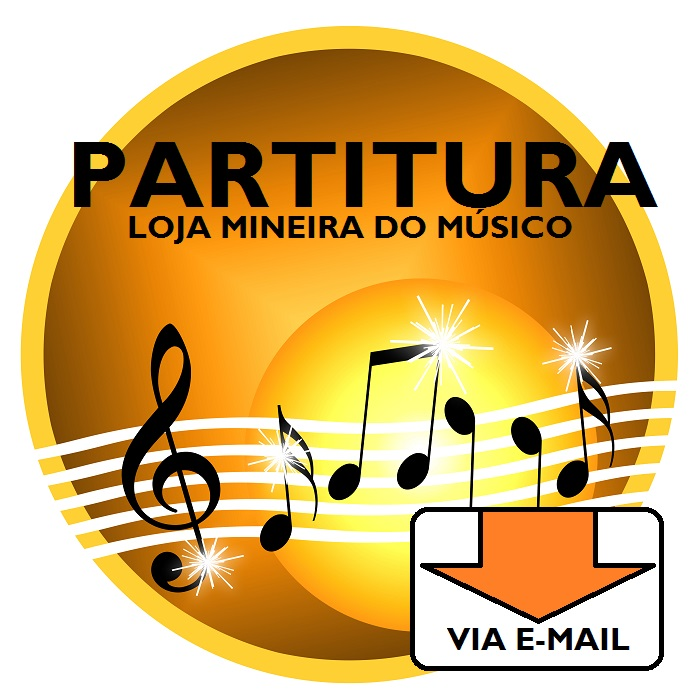 Partituras Católicas (envio por E-mail) com Playbacks Volume 2 (Partituras, Letras, Playbacks Católicos)