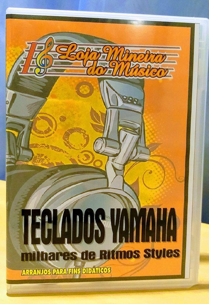 Ritmos YAMAHA ( Milhares de Styles Para Teclado Yamaha ) Campeão de Vendas | Milhares de Ritmos Yamaha Pacote de ritmos para Teclados Yamaha