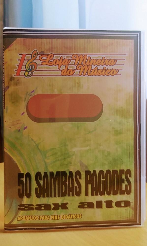 Sax Alto Samba e Pagode Partituras com Playbacks | Coletânea de Partituras MPB com Músicas de Sambas e de Pagodes Partituras em PDF com Playbacks em MP3