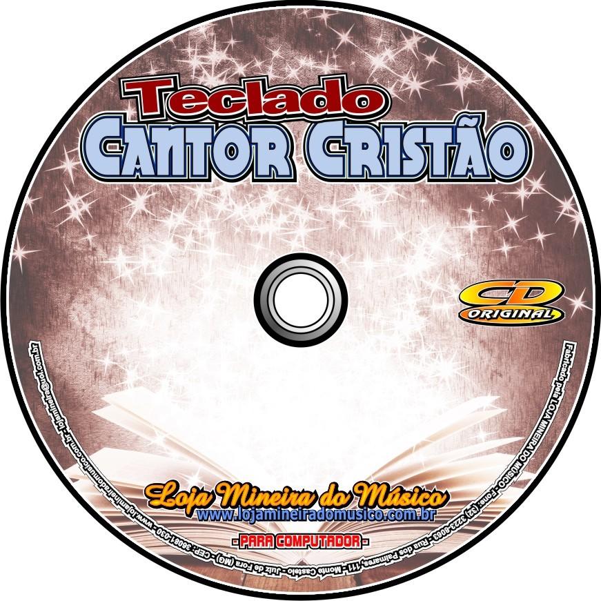 TECLADO Partituras do Cantor Cristão com Playbacks Cantor Cristão