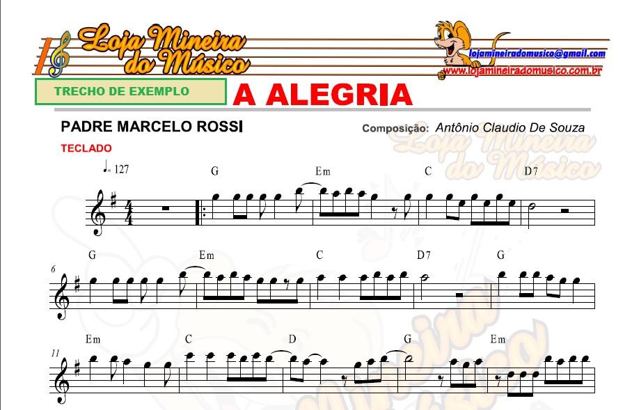 TECLADO Partituras Católicas com Playbacks Católicos MP3 e Midis em CD (Volume 2) Teclado Violino ou Flauta