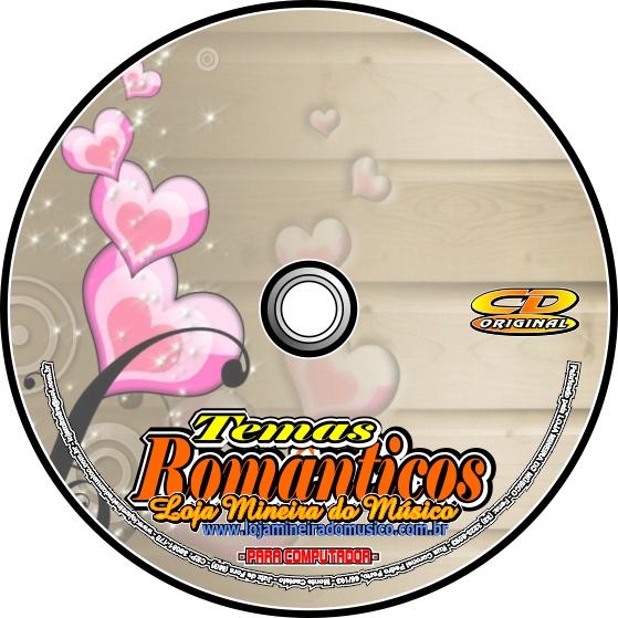 Temas Românticos | Partituras Românticas com Playbacks sendo Partituras C Bb Eb