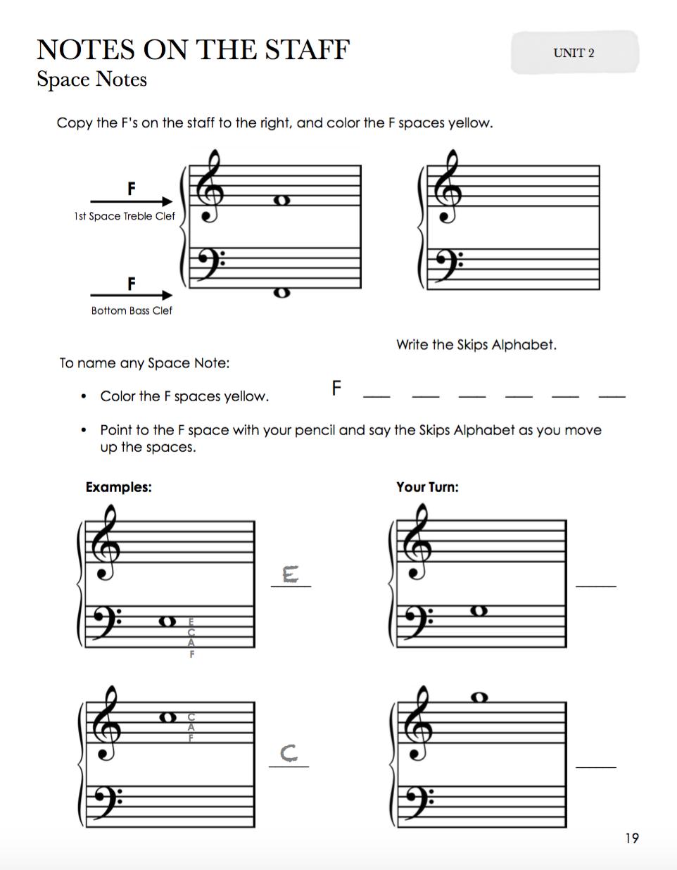 THEORY BOOK LEVEL 2 PIANO SAFARI NIVEL 2 Livro de Teoria Musical na Loja Mineira do Músico
