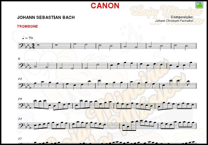 TROMBONE Partituras de Casamento com Playbacks (40 Músicas de Casamento para Trombone em Dó na Clave de Fá )