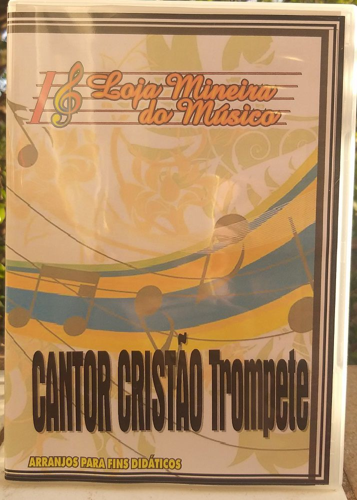 TROMPETE PARTITURAS DO CANTOR CRISTÃO COM PLAYBACKS CANTOR CRISTÃO PARA TRUMPET SI BEMOL | OS ARRANJOS SÃO PRONTOS PARA USO COM PARTITURAS TRANSPOSTAS PARA INSTRUMENTOS DE SOPRO TRUMPETCOM ÁUDIOS