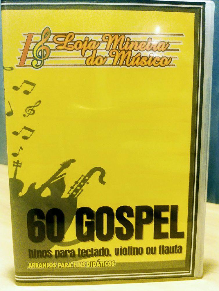 VIOLINO 60 Partituras Gospel com Playbacks Gospel | Hinos Evangélicos no Violino | Sessentaa partituras gospel em PDF com áudios | São partituras para violino  |Partitura violino gospel fácil de tocar