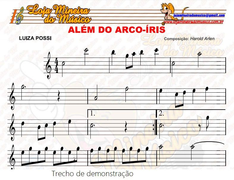 VIOLINO INICIANTE Partituras Fáceis com Áudios do Professor Vinte Temas | Violino Partituras Iniciantes com Playbacks mostrando a Melodia Guia para ajudar no aprendizado do Violino mais Playbacks Mp3.