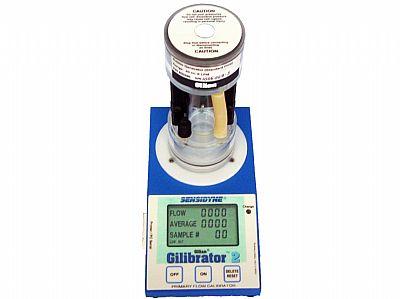 Gilibrator II - Calibrador de fluxo para Bombas de Amostragem