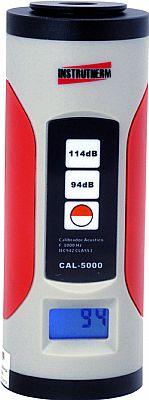 CAL-5000 Calibrador Acústico para Dosímetro e Decibelímetro com certificado de calibração