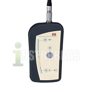 VIB-008 Medidor de vibrações ocupacionais