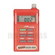 DOS-500 Dosimetro de ruido digital (Recon) com certificado de calibração