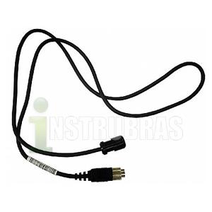 Microfone para Dosímetros de ruído  - Instrubras Instrumentos de Medição