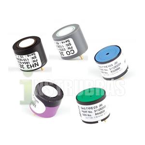 Sensores para detectores de gás