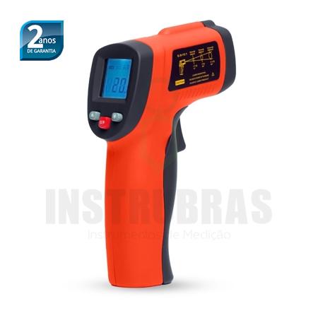 KR380 termômetro infravermelho -50 á 380°C