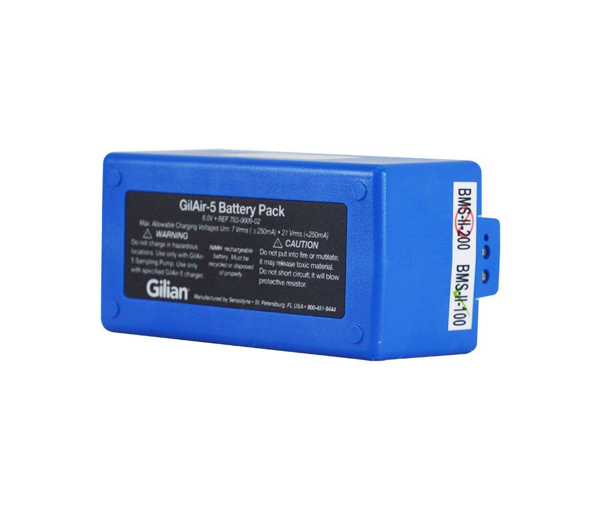 Bateria para bomba de amostragem Gilair-5