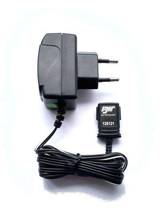Carregador de bateria para detectores de gases BW