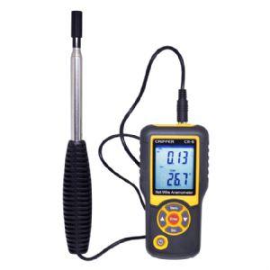 HT-9830 Termo anemômetro de fio quente com certificado de calibração