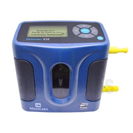 Defender 510M Calibrador de fluxo para bombas de amostragem