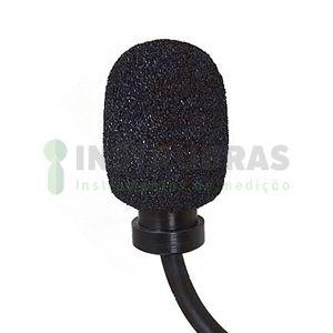 Espuma protetora de vento para microfone de Dosímetros de ruído