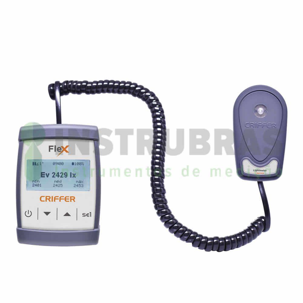 FLEX-08 Luximetro digital (NHO-011)