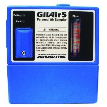 Gilair-5 Bomba de amostragem universal com certificado de calibração