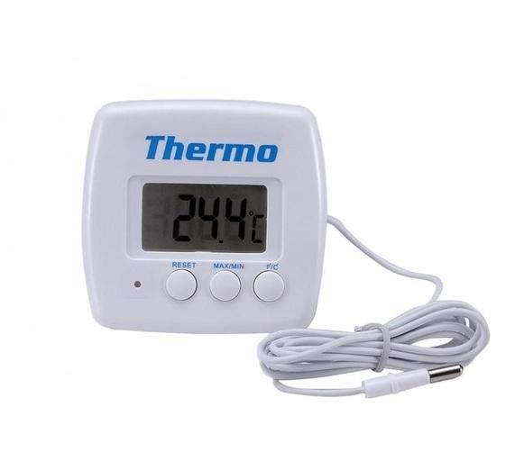 ITR-1315 - Termômetro Digital para Vacinas, Freezer, Geladeira, Aquário, Frigorífico, Cozinha