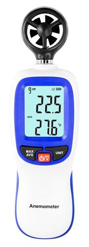 ITR-1382 - Termo-anemômetro Digital Portátil  - Instrubras Instrumentos de Medição