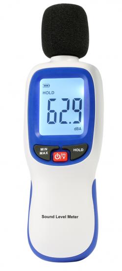 ITR-1384 - Decibelímetro digital ponderação A portátil