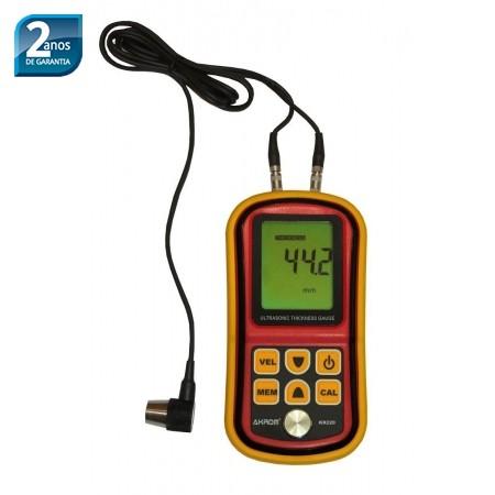 KR220 Medidor de espessura de chapas por ultrassom