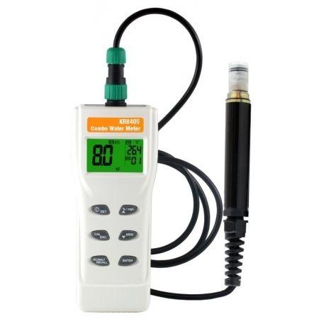 KR8405 Medidor multiparâmetros para análise de água